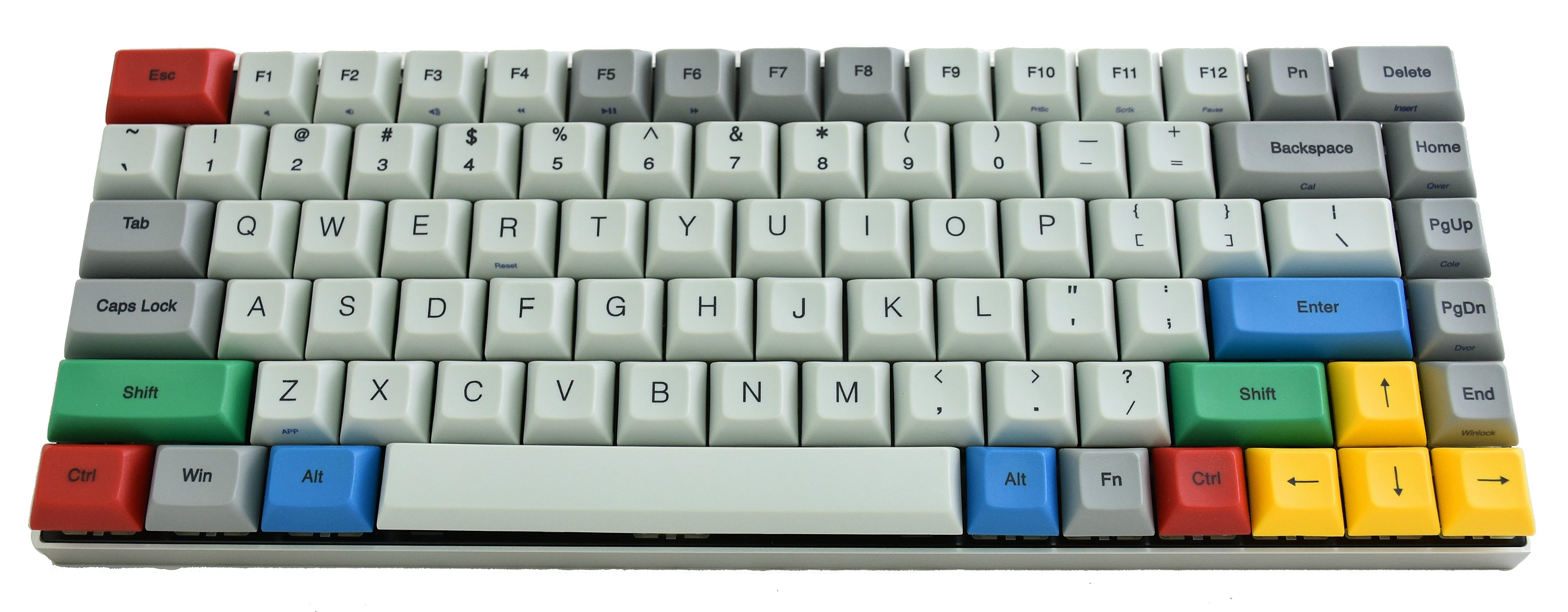 Vortex New 75 (Race 3) keyboard